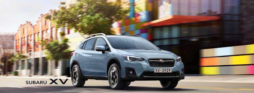 Presentazione Ufficiale Nuova Subaru XV