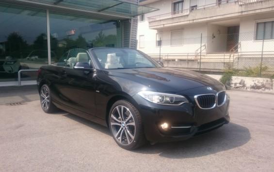 BMW 220 D Cabrio Sport