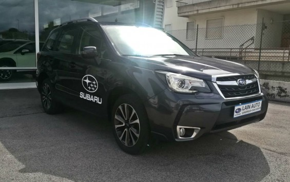 Subaru Forester 2.0d Sport Style