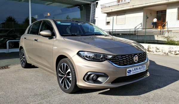 FIAT Tipo 1.6 mjt S&S LOUNGE 120cv