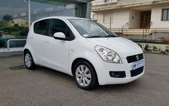 SUZUKI Splash 1.0 GPL 5porte