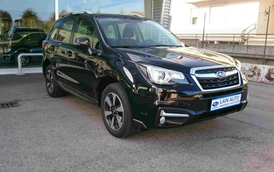 SUBARU Forester 2.0 D Style
