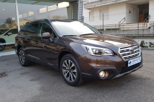 SUBARU Outback 2.0 D CVT Unlimited HK