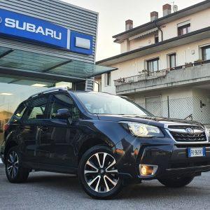 SUBARU Forester 2.0d CVT Sport Style