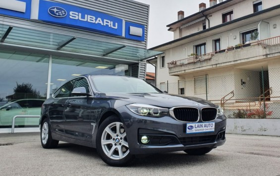 BMW 318 GT Gran Turismo Business Advantage