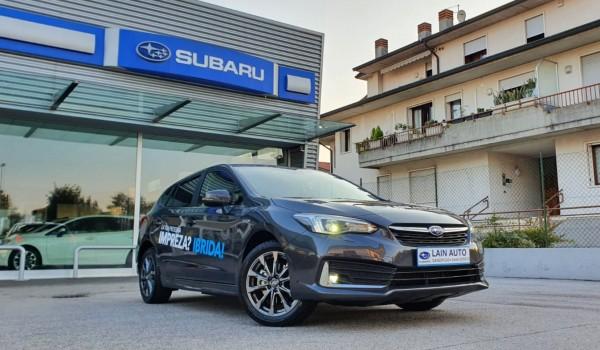 SUBARU Impreza 2.0i CVT eBoxer Premium