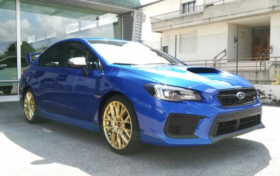 SUBARU WRX STI 2.5 Legendary Edition