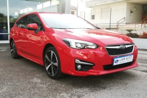 SUBARU Impreza 2.0i CVT Premium