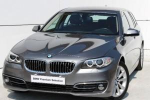 BMW 525 D xDrive Touring Business Aut.