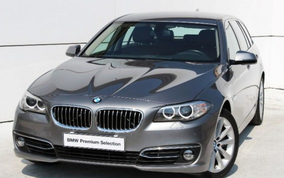 BMW 525 D xDrive Touring Business Aut.