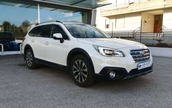 SUBARU Outback 2.0 D Unlimited