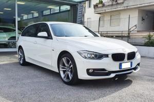BMW 320 xDrive Touring Sport