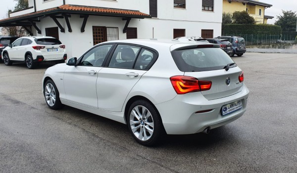 BMW 118 2.0 D Cambio automatico
