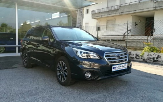 SUBARU Outback 2.5i Lineartronic Unlimited