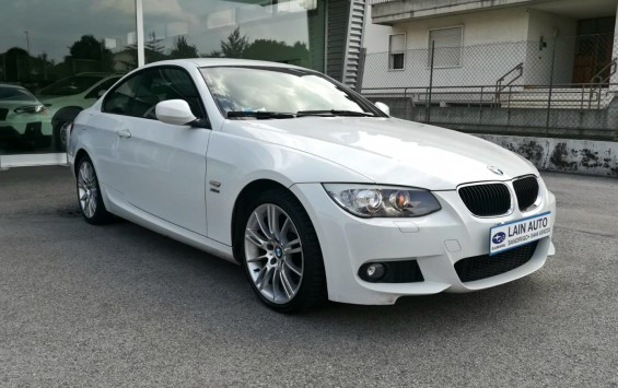 BMW 320 Serie 3 2.0 D xDrive Coupé Msport