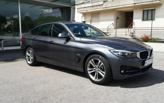 BMW 318 D Gran Turismo Sport