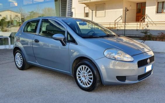 FIAT Punto 1.4 8v Easy GPL