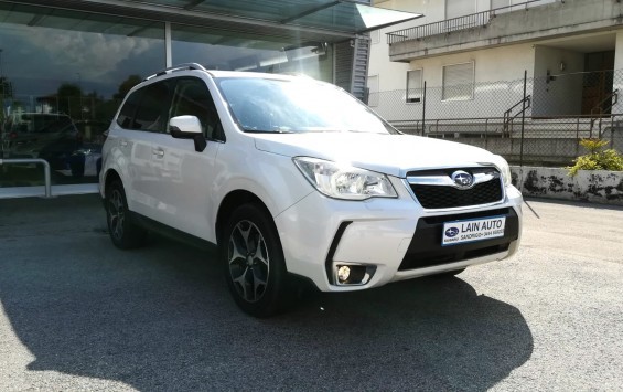 SUBARU FORESTER 2.0 D EXCLUSIVE 6MT