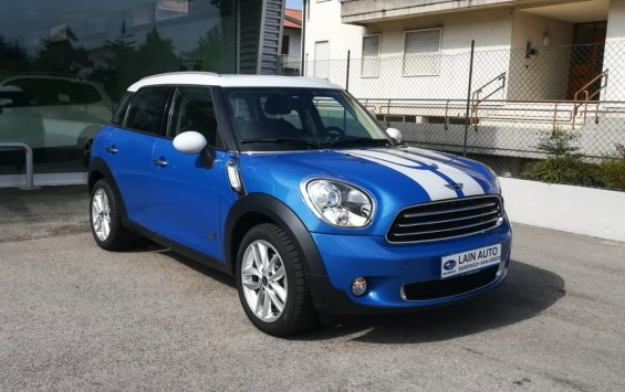 MINI Cooper D Countryman Mini 2.0 ALL4 Cambio automatico