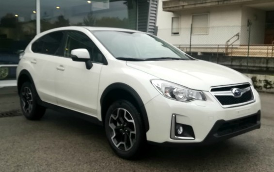 SUBARU XV 2.0d Unlimited 4×4 150cv