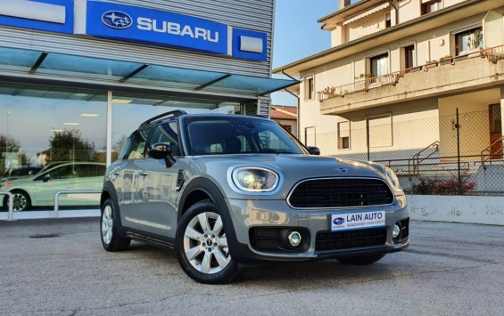 MINI Cooper Countryman Mini 2.0 D Baker Street