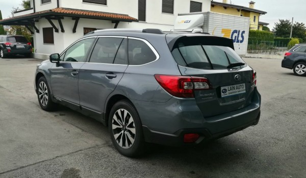 SUBARU Outback 2.5i-S CVT Unlimited GPL