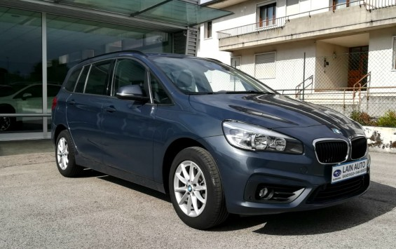 BMW 218 Serie 2 Gran Tourer Advantage 7 posti